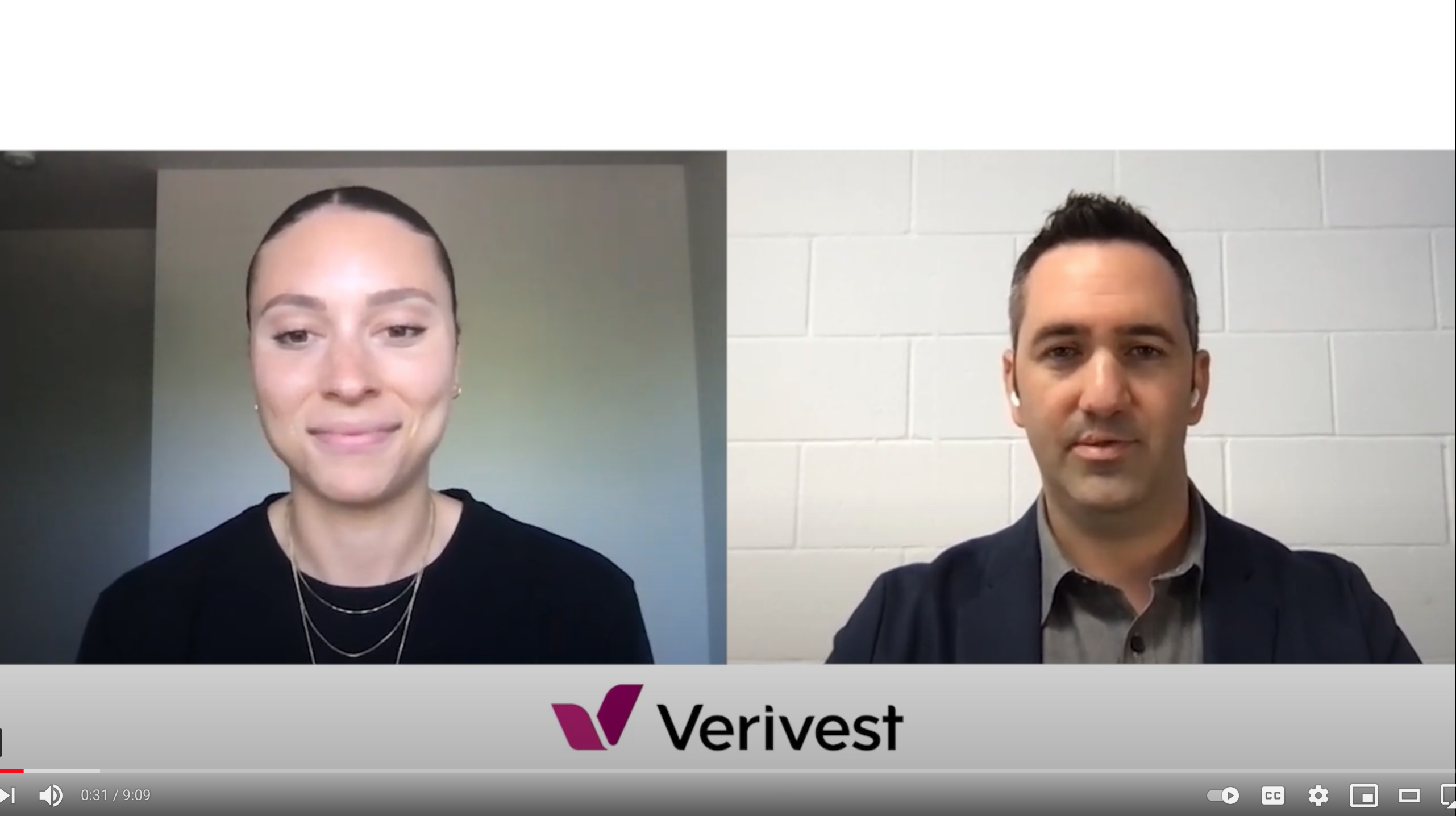 Interview with Verivest